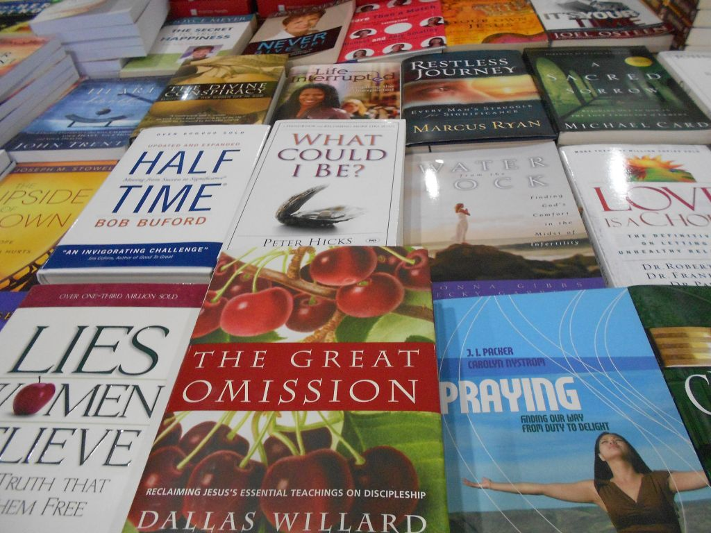Chosen Treasure's Christian Books and Gifts Fair