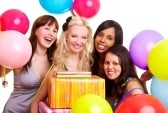 frd AAA 7252005-four-happy-young-women-with-many-colorful-balloons