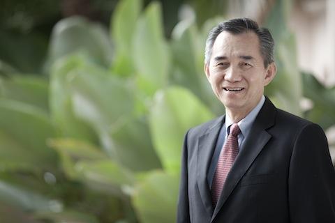 Senior Pastor Daniel Ho