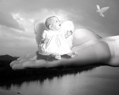 do-babies-children-go-to-heaven