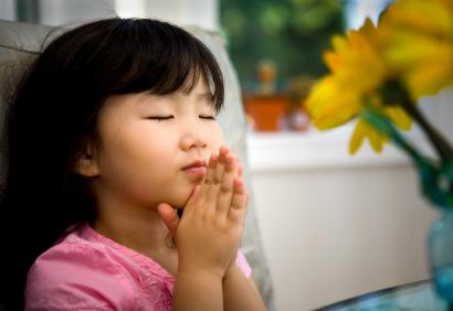 Asian prayer services topic agree