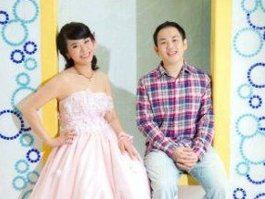 Mandy Shih and Chris Wong