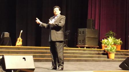 Senior Pastor Prince Guneratnam preaching
