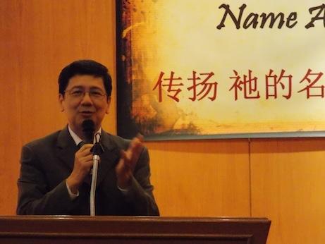 Sr Pastor Kenneth Lee