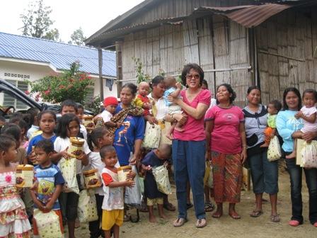 Festivities on Wheels at the Orang Asli Village IMG_4296