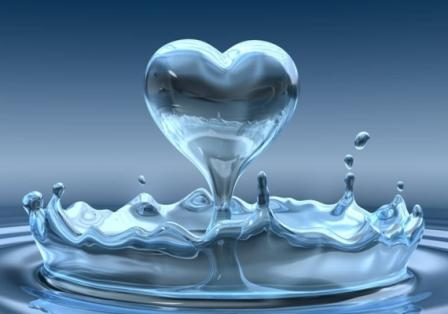 Heart-in-Water