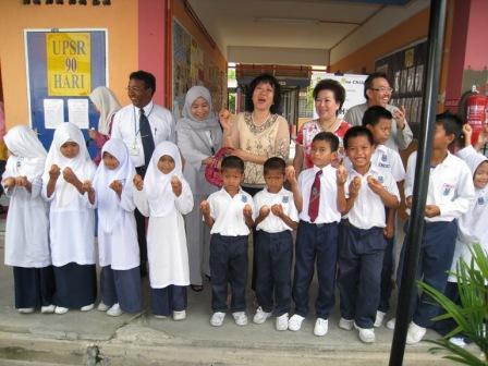 One Egg-One Child Feeding Program IMG_0238