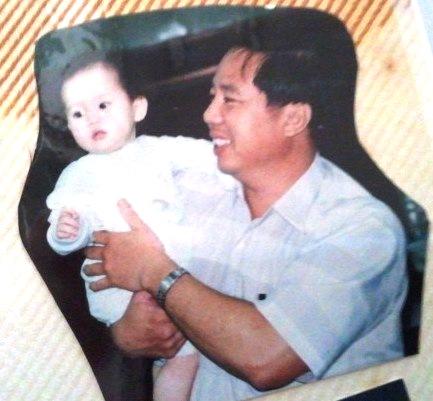 Jane与她的父亲