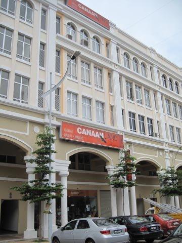 Canaanland Ara Damansara