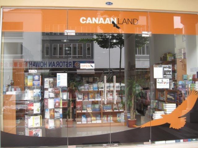 Canaanland front