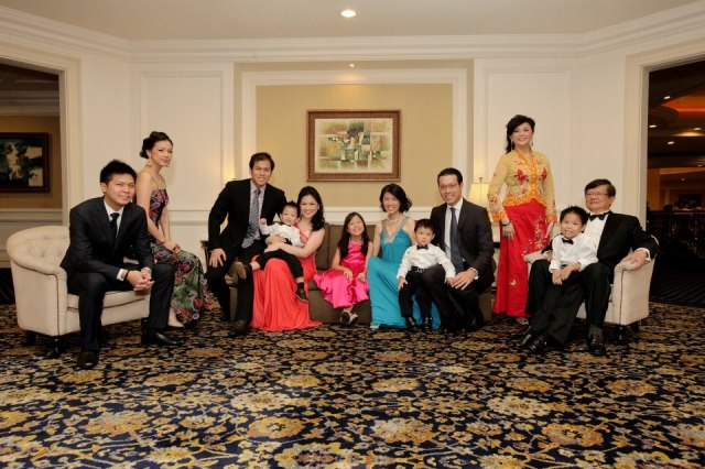Pastor Peter Sze and his remarkable family
