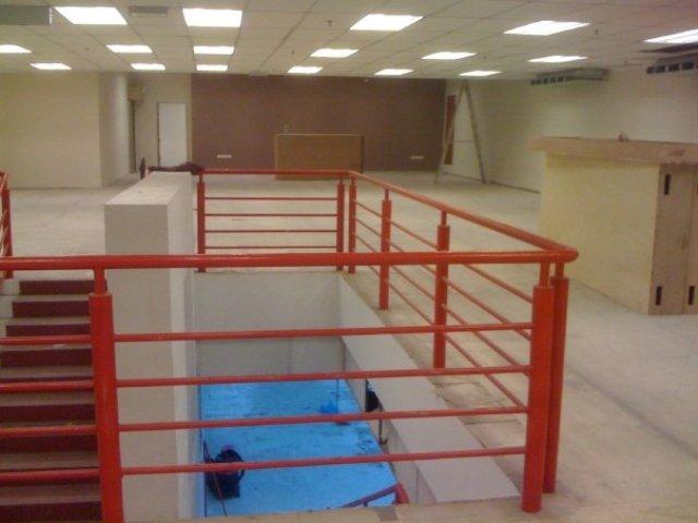 Renovation in Atria Shopping Center