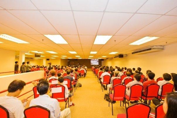 Inaugural service of tNCC