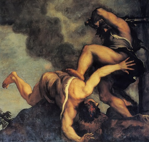 Cain and AbelTitian c. 1570