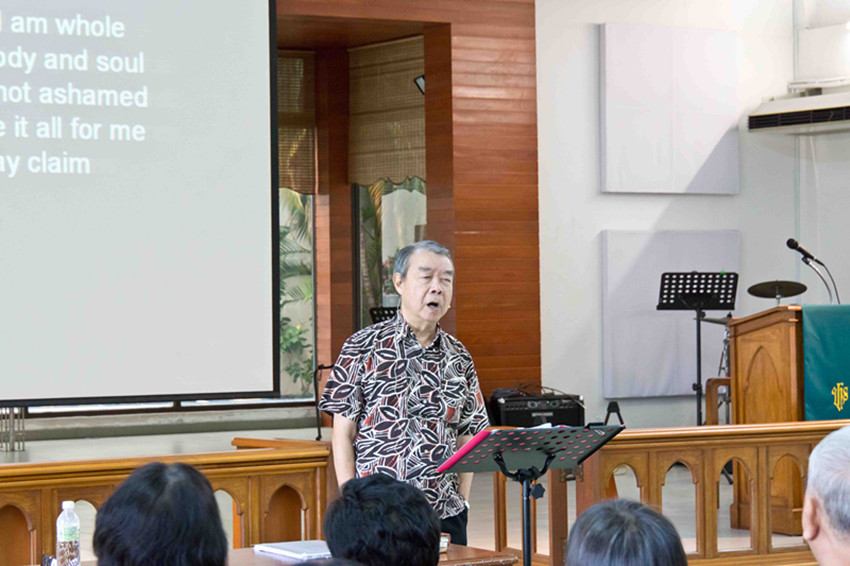 Seminar on Inner Healing and Deliverance: To be ministered