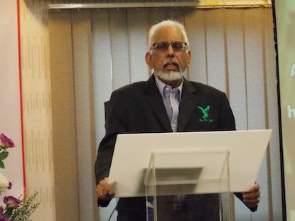 Pr Rev Jai Kumar