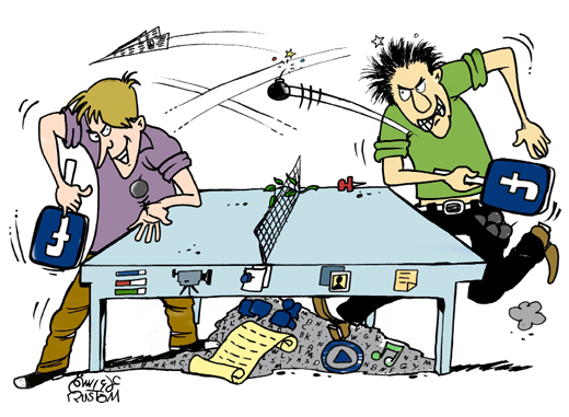 syrian-online-political-debate-caricature-by-ala-rustom