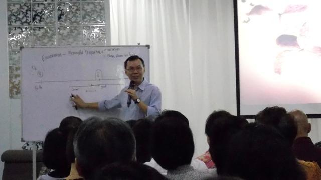 Pastor Victor Wong