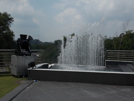 The prophetic fountain