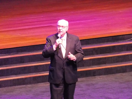 Rev Dr George Wood, General Superintendent of AOG in the United States