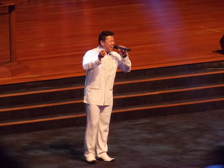 Patrick Leong, Gospel Singer Songwriter, producer and co-founder of Oops Asia