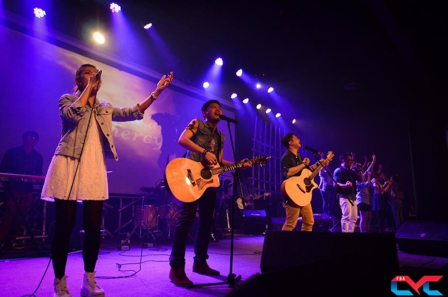 Worship team of FGA KL