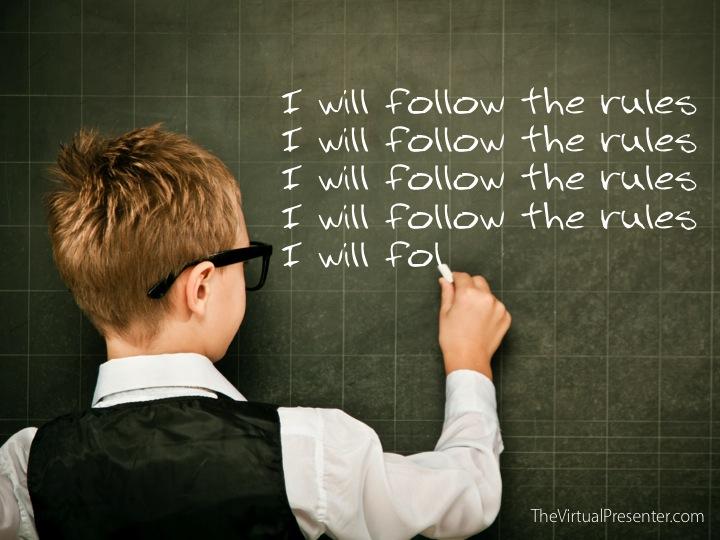 followtherules_thevirtualpresenterdotcom