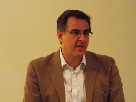 Michael Ramsden, apologist of RZIM