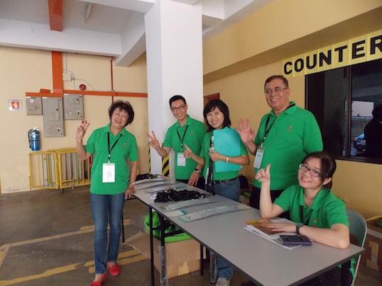 ALPHA team of Kuala Lumpur and Penang