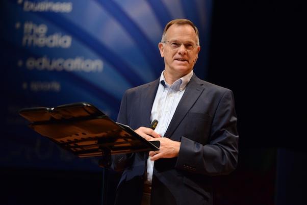 Rev Christopher J H Wright