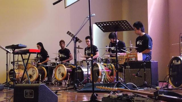 Drummers for Christ