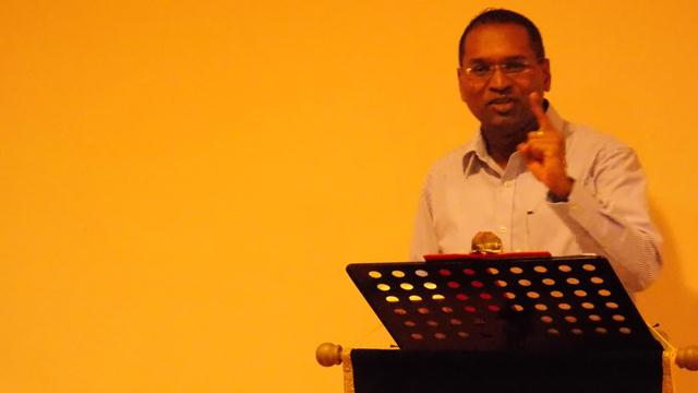 Pastor David Suresh