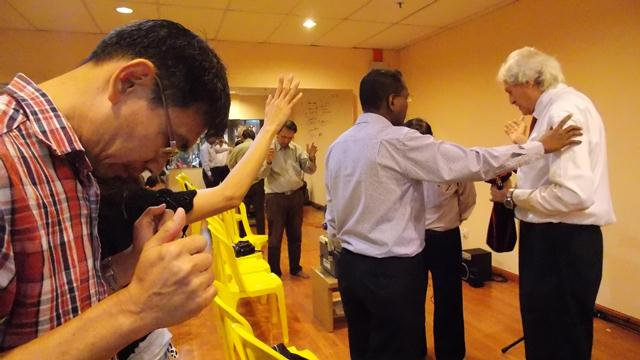 Prayers for a Full Gospel Businessman (FGB)  member in need