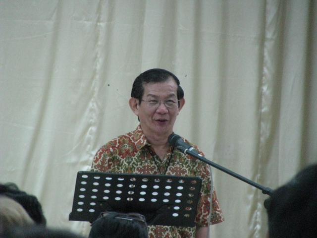 Rev Dr Tan Jin Huat