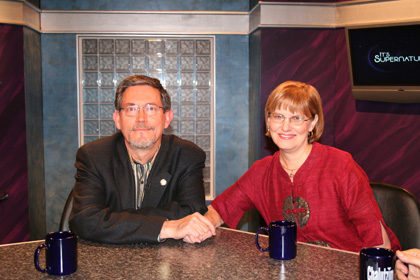 Robert and his wife Linda