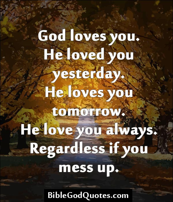 Gods Quotes: Love Quotes God. QuotesGram