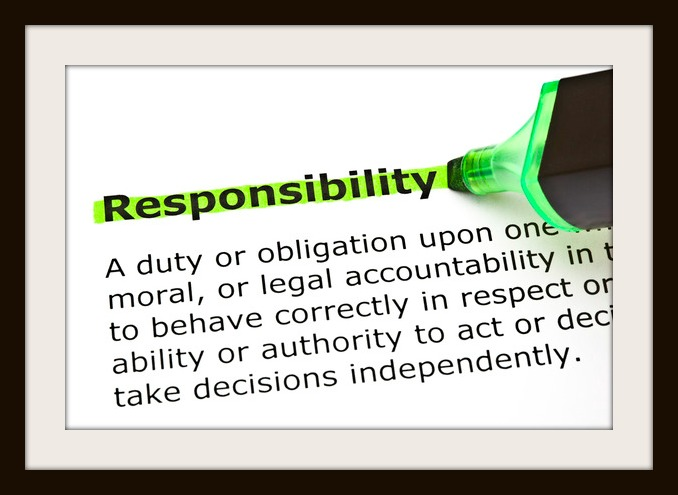 Essay About English Class Definition Of The Word Responsibility Highlighted In Green With Felt Tip Pen Business Ethics Essay Topics also Science Essay Topic Definition Of The Word Responsibility Highlighted In Green With Felt  Essays On The Yellow Wallpaper