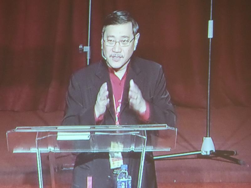 Pastor Edmund Chan
