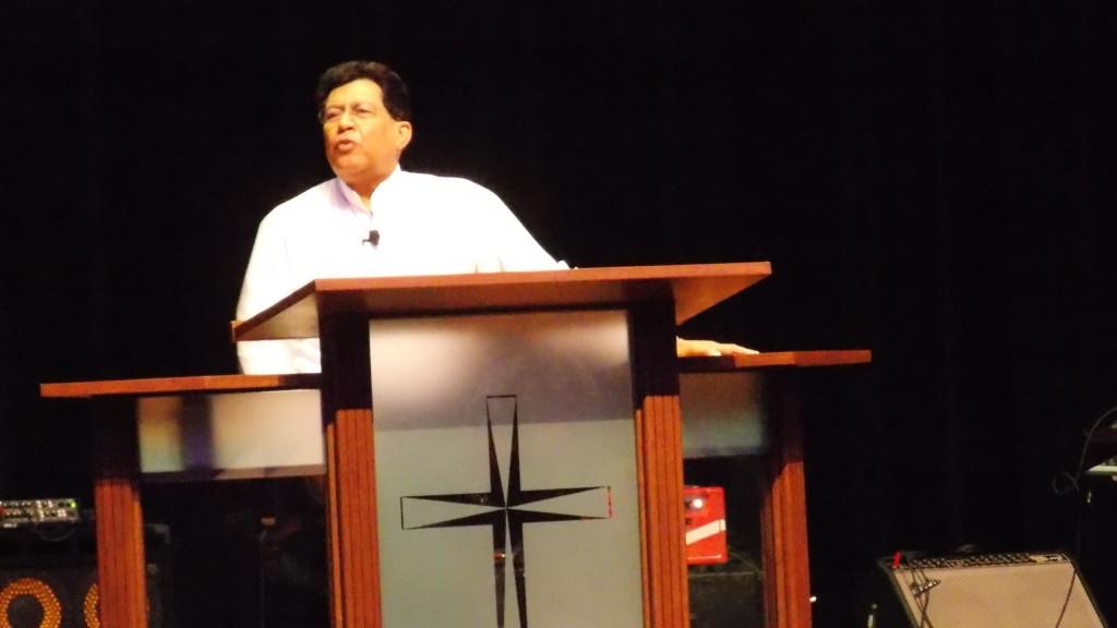 Senior Pastor Prince Guneratnam