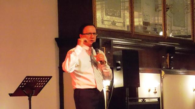 Rev Dr Stephan Sos