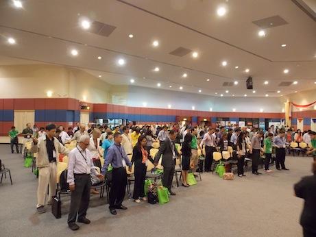 ALPHA participants