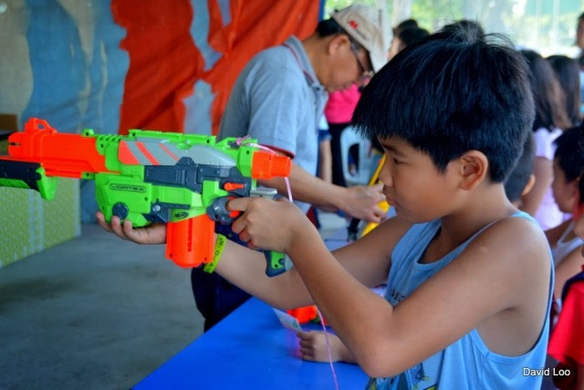 Nerf Games, one of the popular games among children