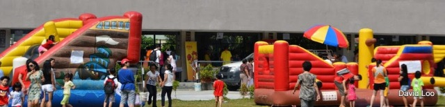 Inflatables for children