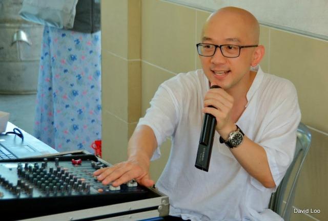 Chairman Organizer Nelson Yong