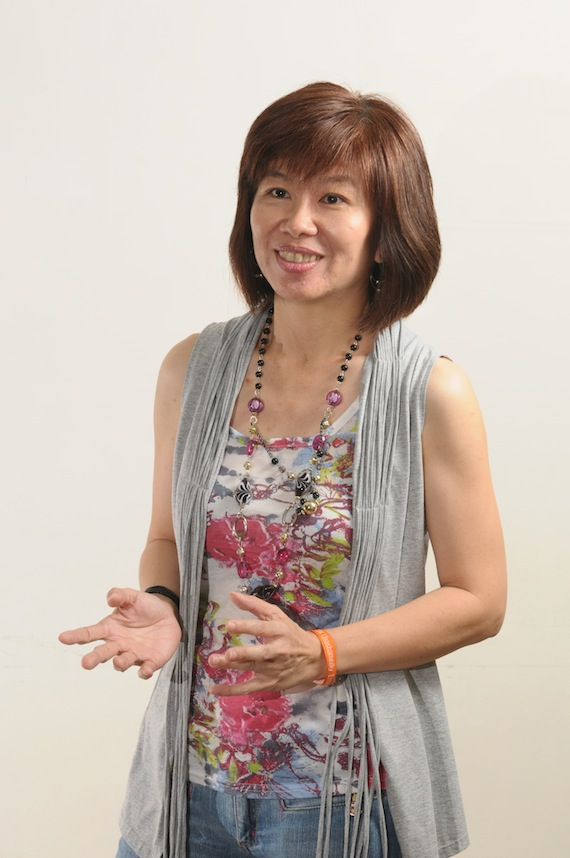 Joyce Thong, Director of Communications in Malaysian CARE