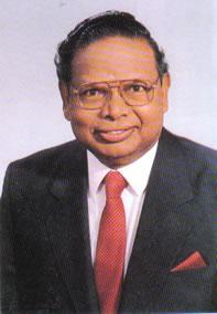 Dr G James