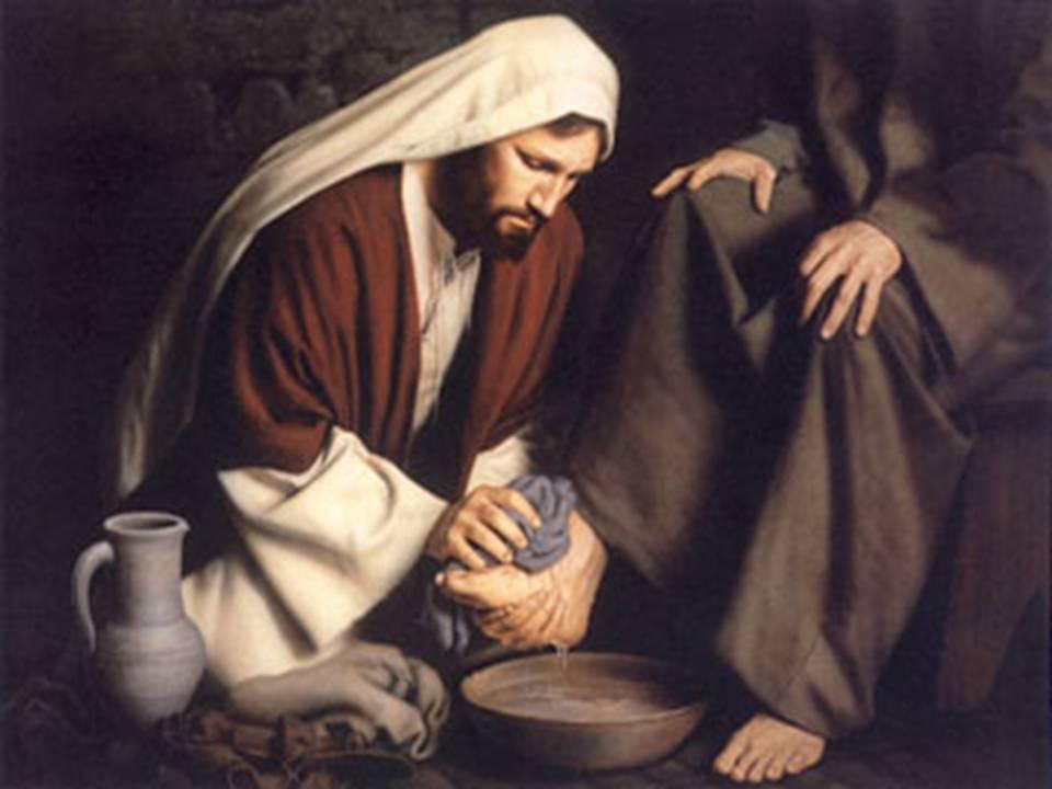 Jesuswashingdisciplesfeet