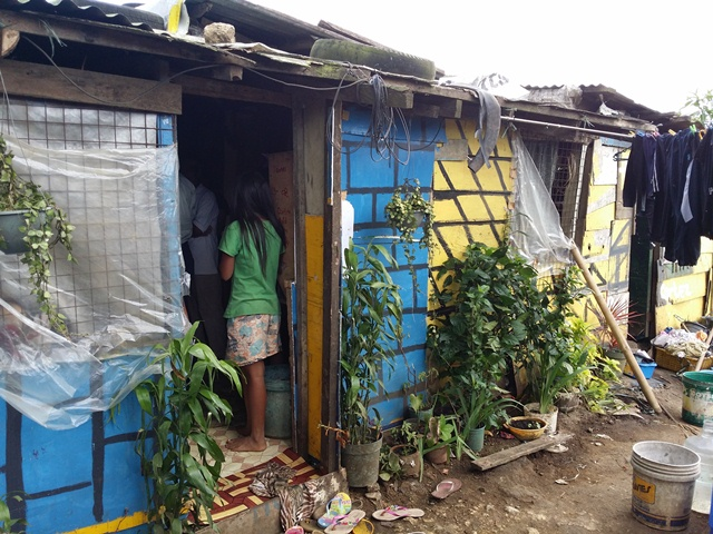 Shelters in Tagatay