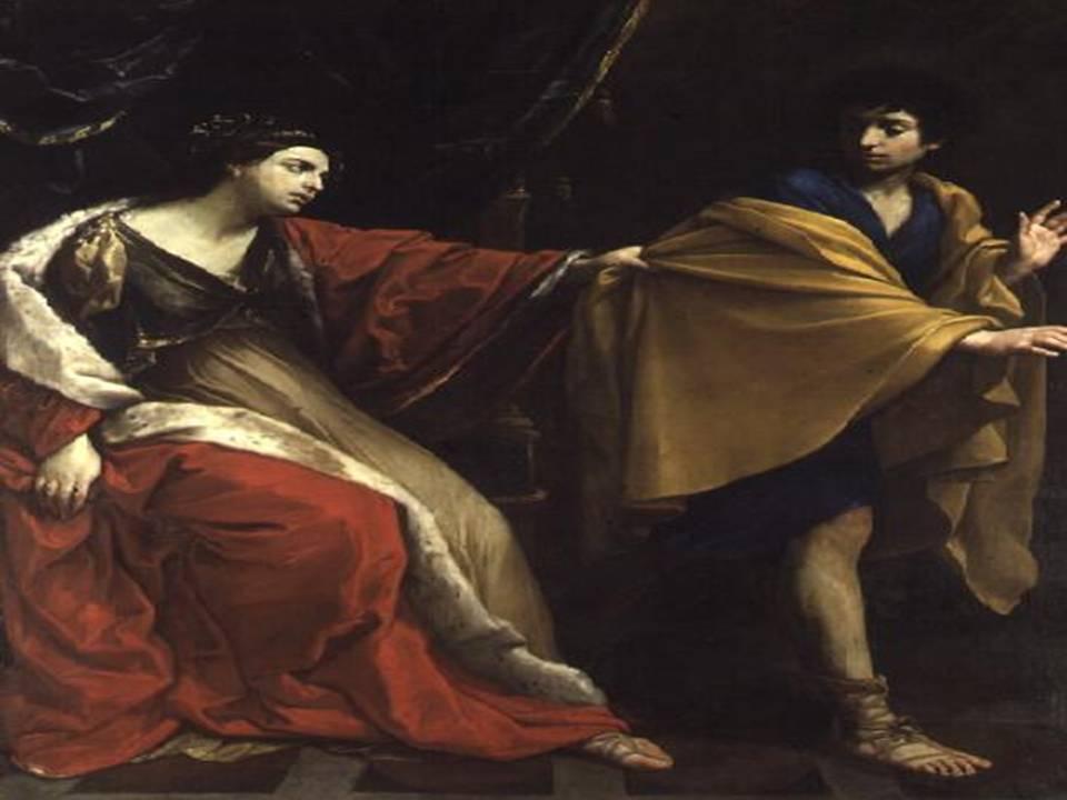 Joseph Potiphar Wife