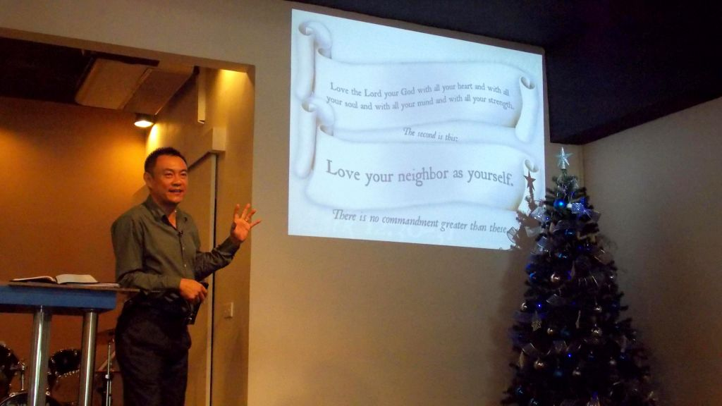 Pastor Alex Soh